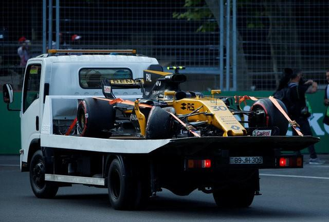 Renault vow to back Palmer during 'tough period'