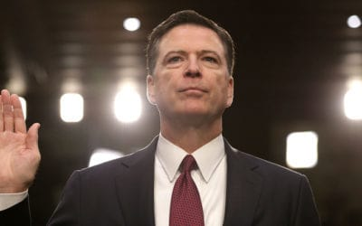 COMEY BOMBSHELL: FBI DIRECTOR'S LEAKED TRUMP MEMOS CONTAINED CLASSIFIED INFORMATION