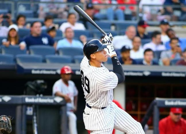 Baseball – Stanton to defend, Judge hopes to rule Home Run Derby