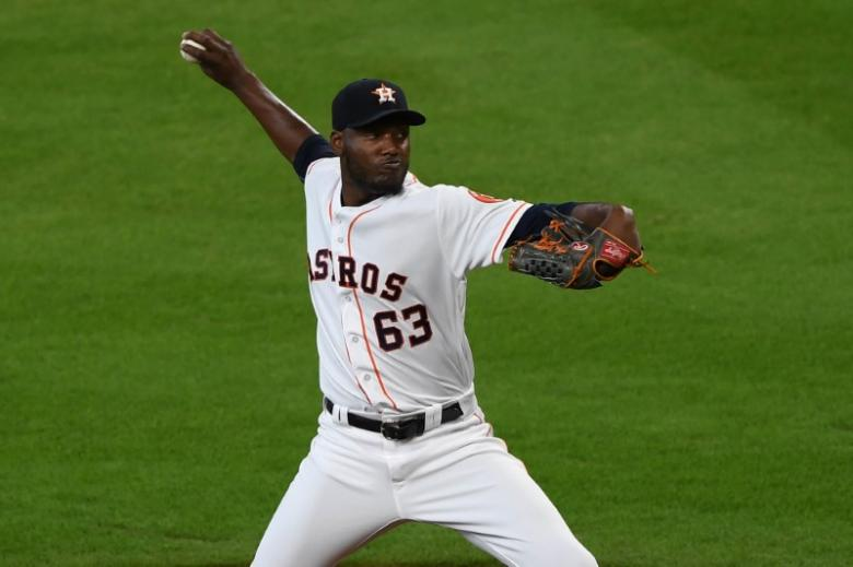 MLB suspends Astros pitcher Paulino 80 games