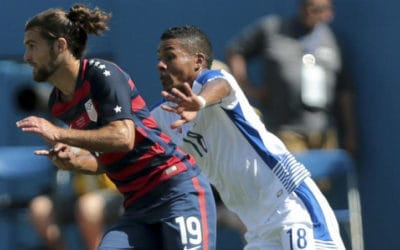 Soccer: Hosts U.S. draw 1-1 with Panama in Gold Cup opener