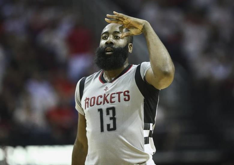 Harden signs super-maximum extension deal with Rockets