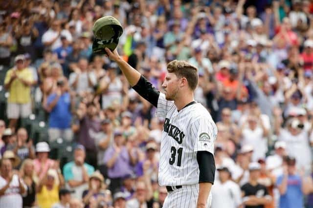 Rockies' Freeland barely just misses no-hitter
