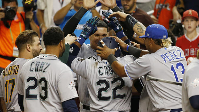 Cano's 10th-inning blast gives AL 2-1 All-Star win