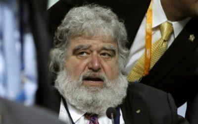 Banned former FIFA executive Chuck Blazer dies