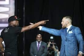 McGregor, Mayweather continue war of words in Toronto