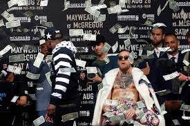 Mayweather and McGregor circus hits the Big Apple