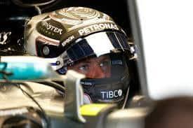 Bottas leads Mercedes one-two in British GP practice