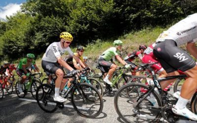 Cycling: Froome safe in yellow as Barguil wins on Izoard