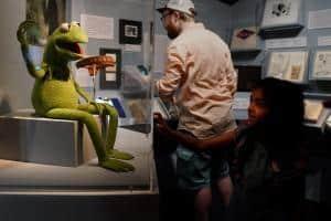 Exhibit in New York celebrates life of Muppets creator Jim Henson