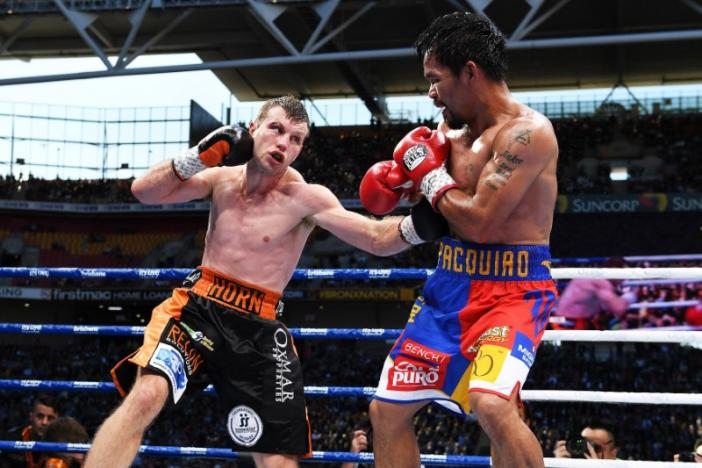 Horn brushes aside backlash over Pacquiao decision