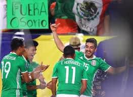 Early Pizarro goal gives Mexico 1-0 win over Honduras