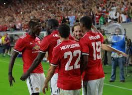 Lukaku on target as United top City in Houston derby