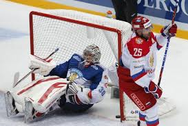 Russia forward Zaripov suspended for doping in KHL: report