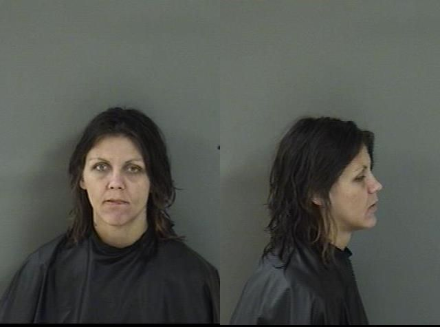 Wanted woman escapes during traffic stop, located several hours later during second stop
