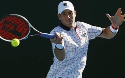 Tennis: Isner achieves rarity by winning event without facing break point