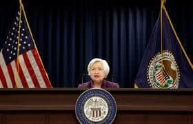 Federal Reserve now faces prospect of global monetary policy tightening