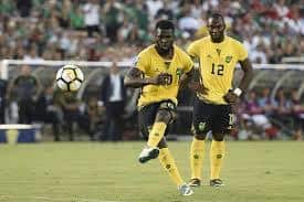 Late Lawrence strike gives Jamaica win over Mexico
