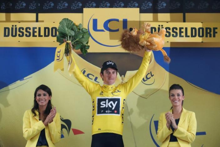 Thomas wins Tour opener as Froome lays down early marker