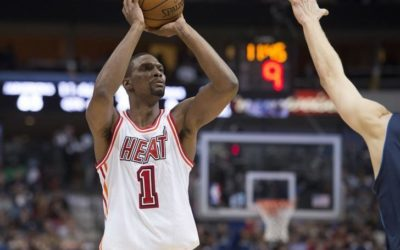 Heat waive Bosh, plan to retire his jersey number