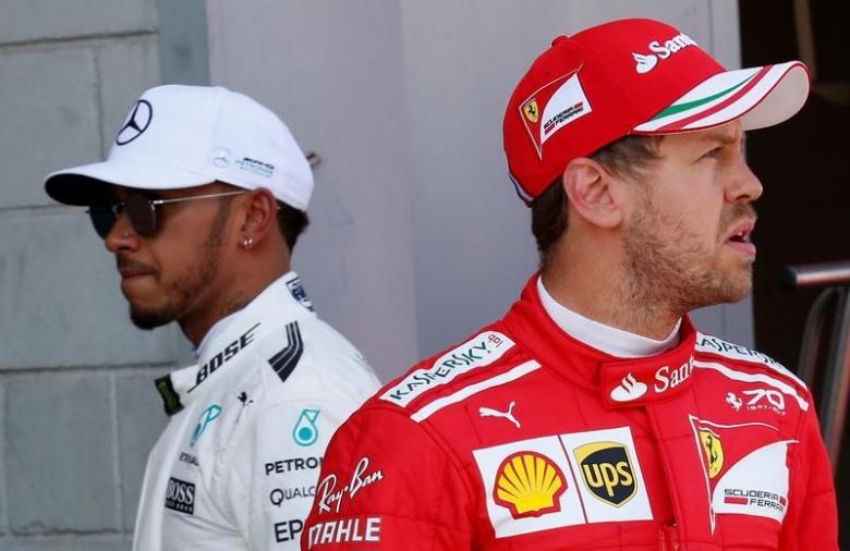 Vettel and Hamilton face off again in Austria