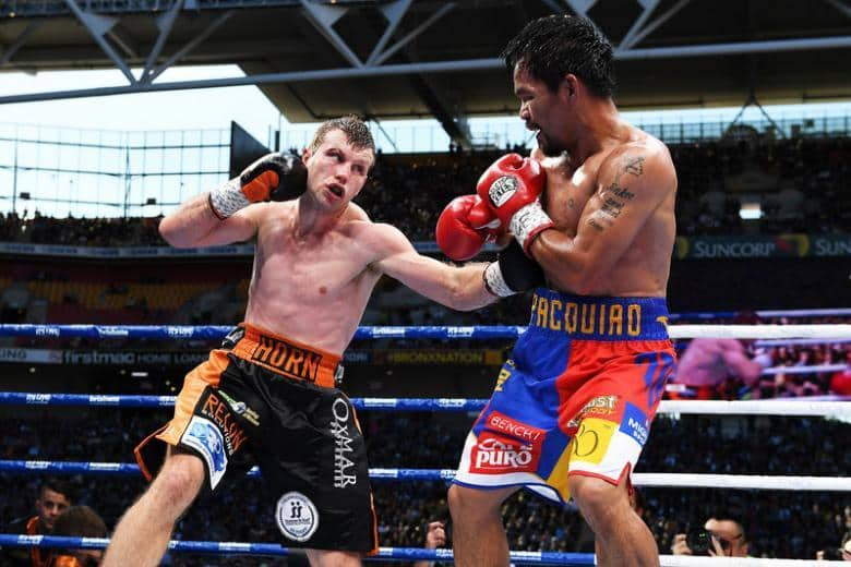 WBO review backs up Horn's win over Pacquiao