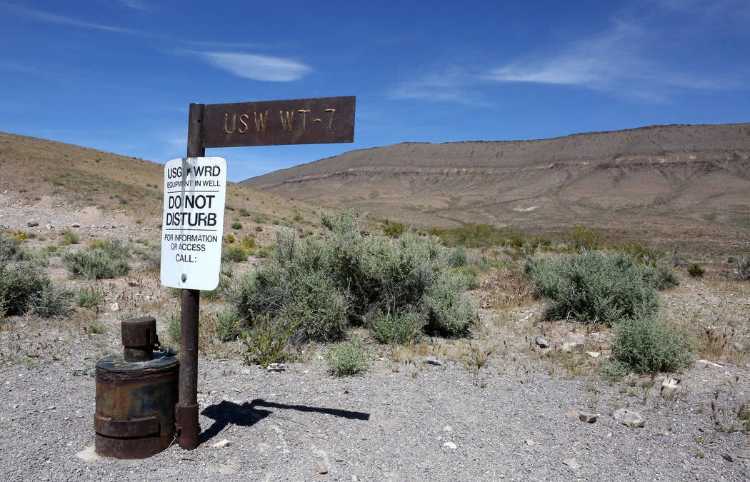 Scientists prepare to debate danger of Yucca Mountain's volcanic neighbors