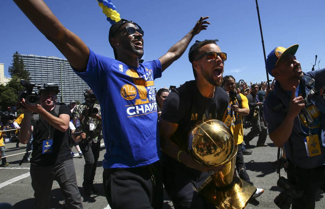 NBA champ Warriors were once Las Vegas Summer League success story