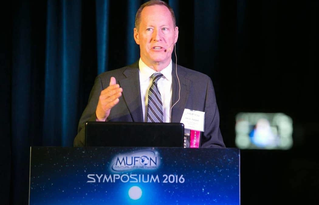 Las Vegas symposium to discuss reports of secret space program