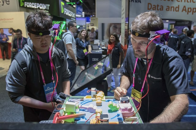 Black Hat brings cybersecurity experts to Las Vegas