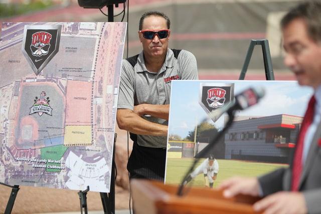 Ex-baseball coach Tim Chambers talks UNLV firing amid drunken journey