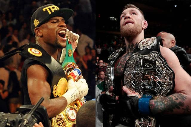 Floyd Mayweather-Conor McGregor promotional tour begins Tuesday in LA