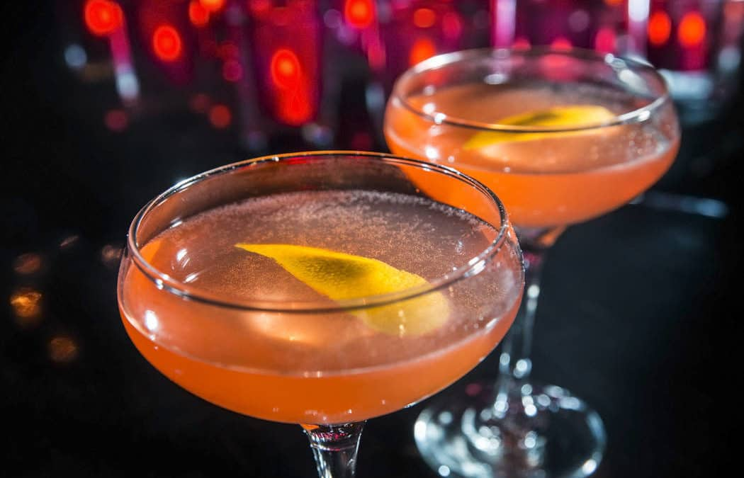 How to make Sand Dollar Lounge's Sink the Pink cocktail