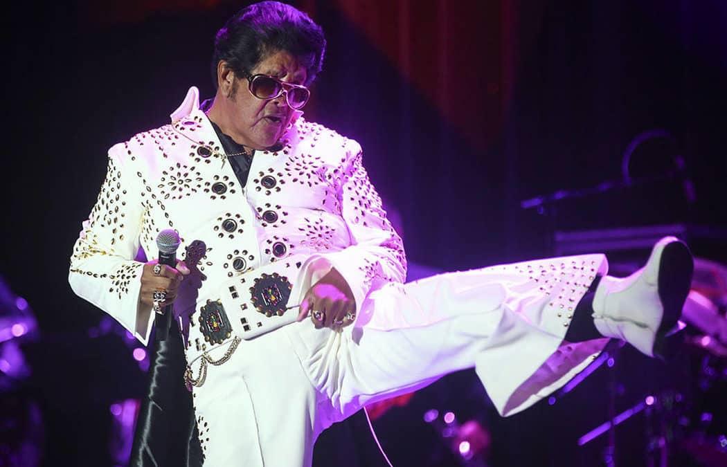 Fans revel in songs, costumes at Las Vegas Elvis festival
