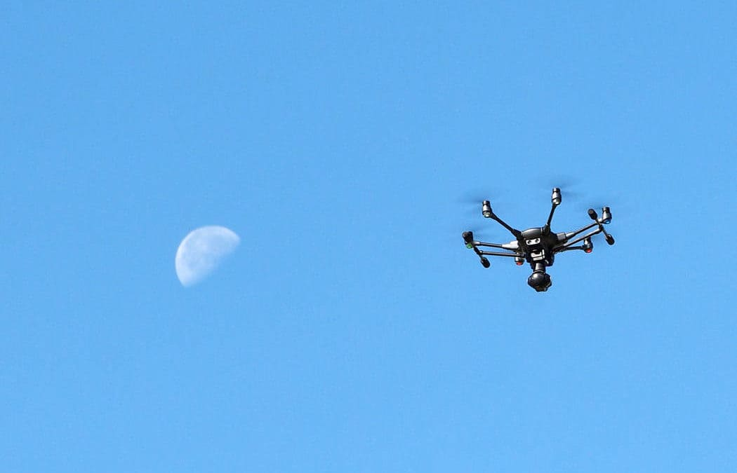 Live drone demonstrations coming to Las Vegas conventions