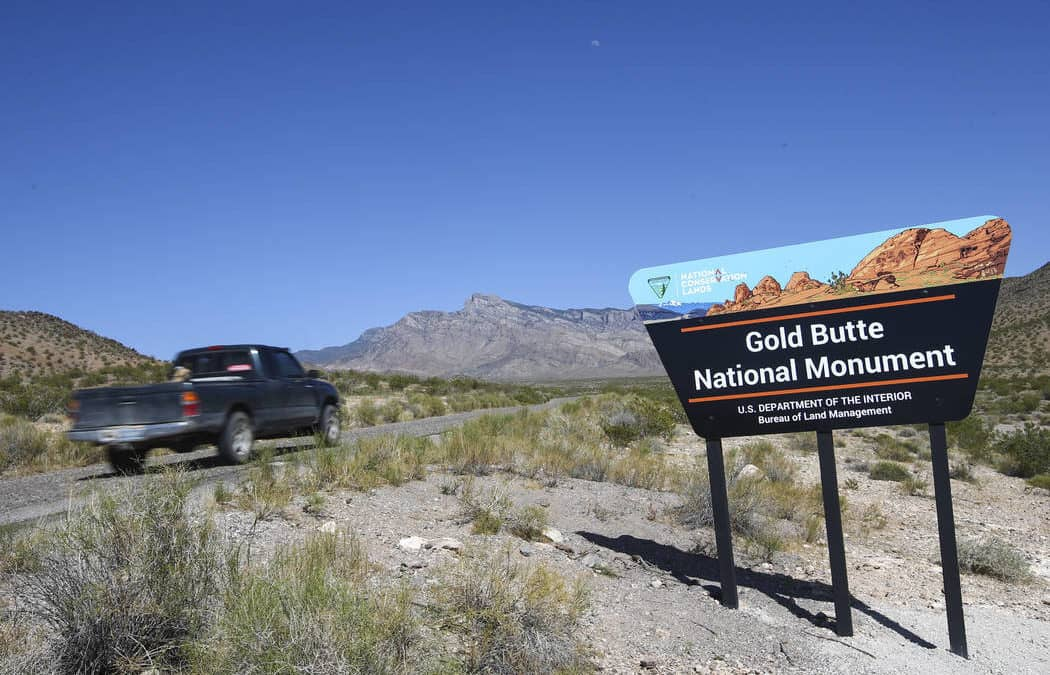 Congressional GOP want Nevada monuments cut back
