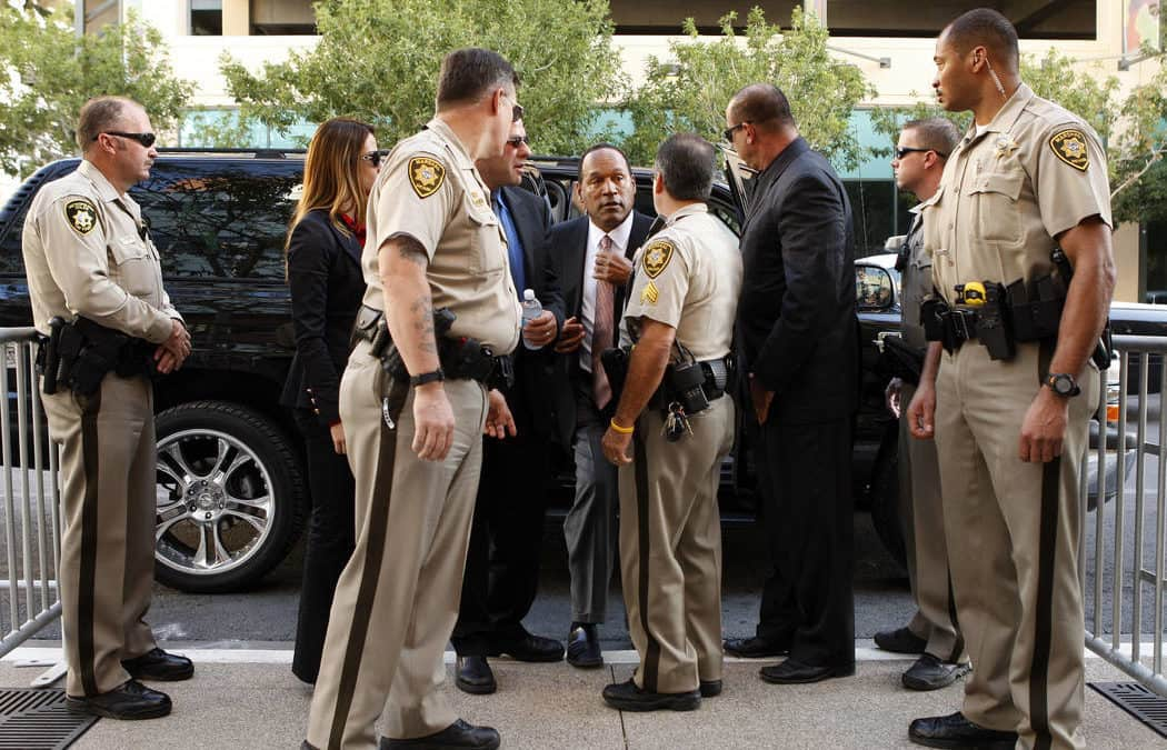 O.J. Simpson parole hearing will bring another media circus to Nevada