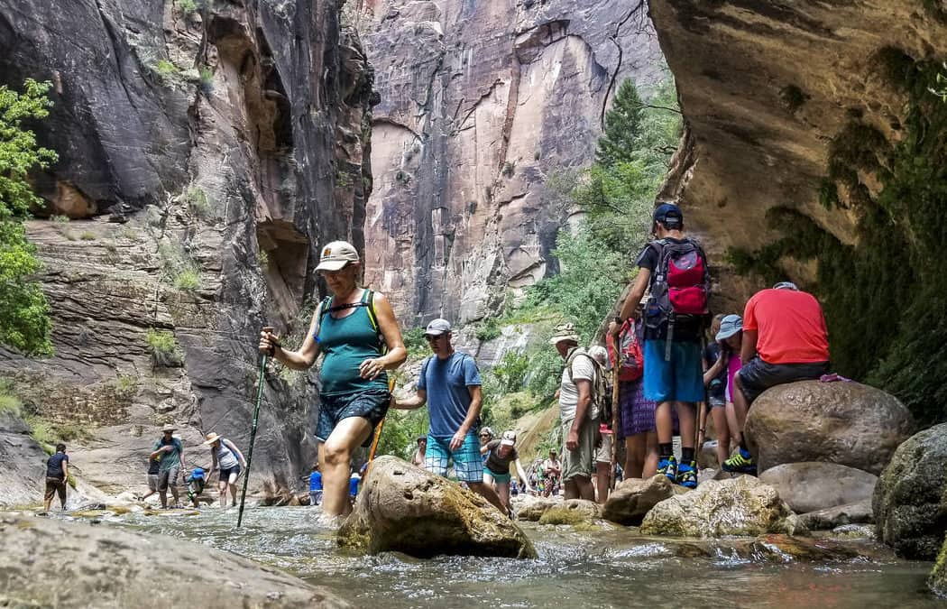 Zion National Park considers reservation system for entry