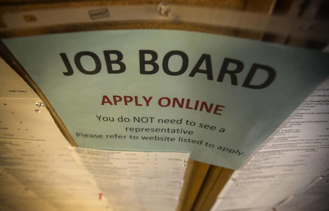 Nevada jobless rate steady; trust fund at record high