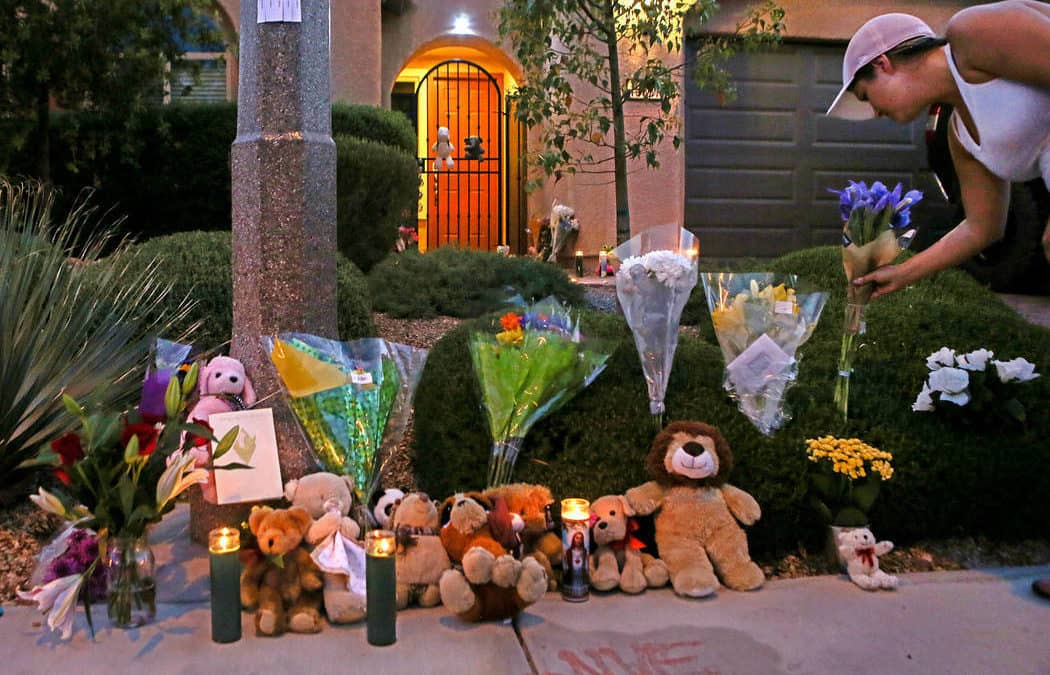 Higher crime rate is 'new normal' for Las Vegas Valley