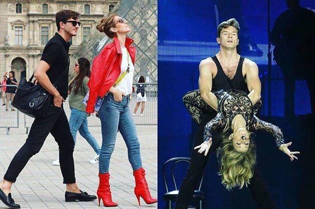 Celine Dion romantically linked to dancer Pepe Munoz