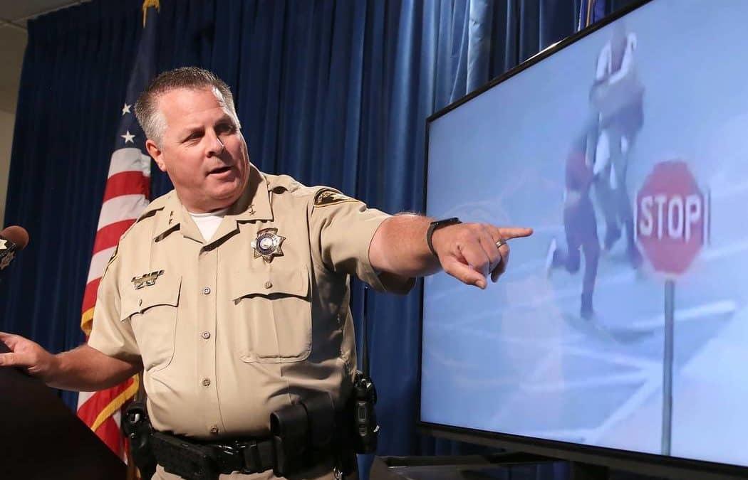 Man shot by Las Vegas police a suspect in recent burglaries