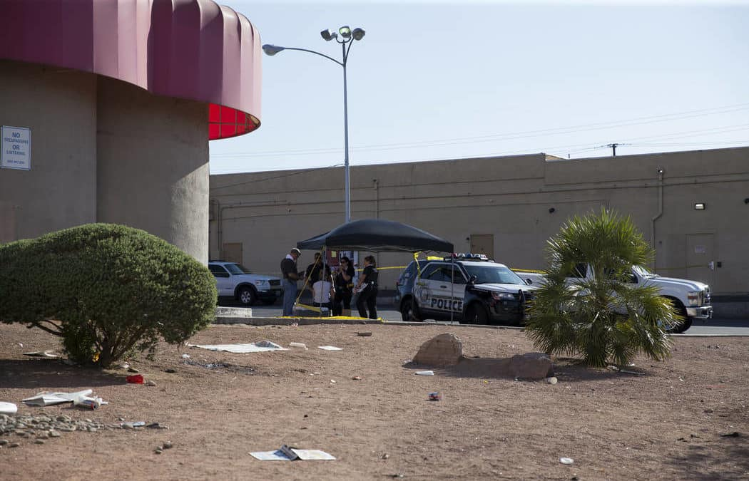 Man faces charges in stabbing death in southeast Las Vegas