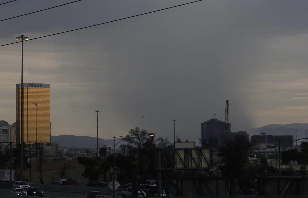 Storms could return to Las Vegas this week