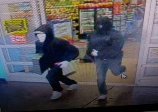 Police investigating robbery at Walmart in east Las Vegas