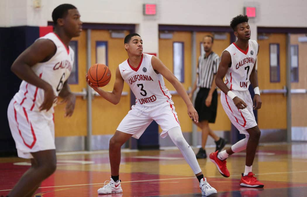 At 15, Las Vegas' Julian Strawther already a prized recruit