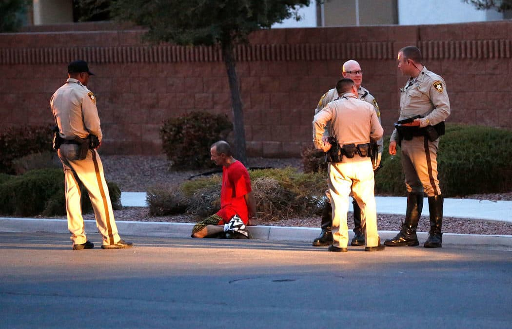 2 people shot in police-involved shooting in North Las Vegas