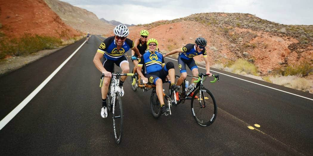 Saints to Sinners ready to ride from Salt Lake City to Las Vegas