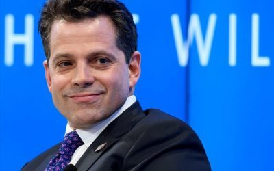 Anthony Scaramucci Accepts Job as White House Communications Director