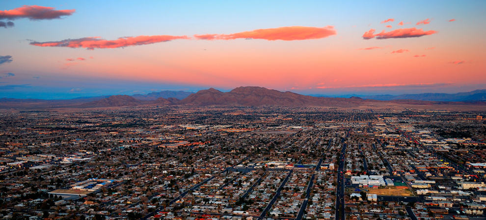 Las Vegas among top cities for rising home values